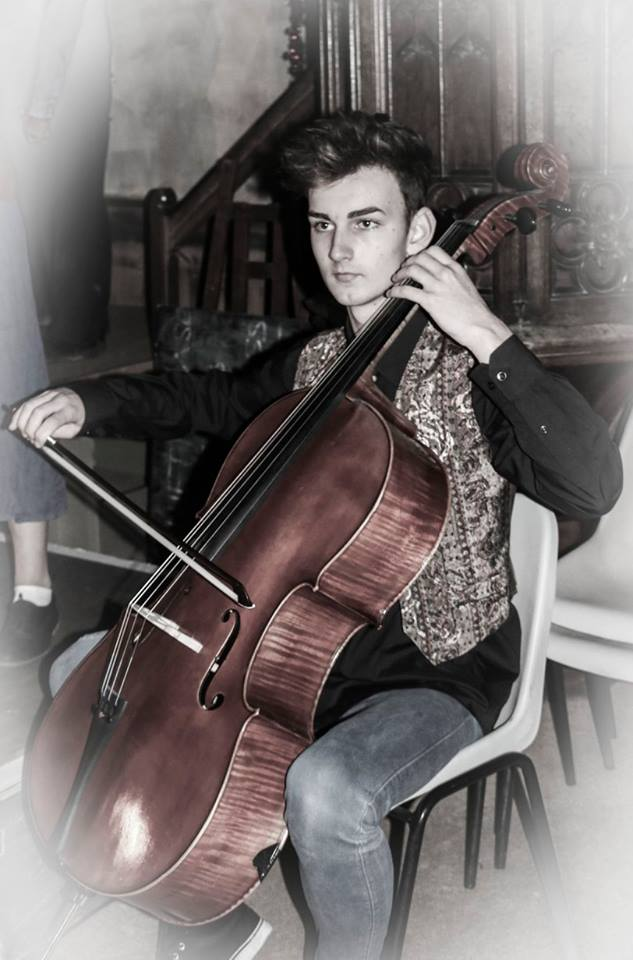 CHARLIE CELLO